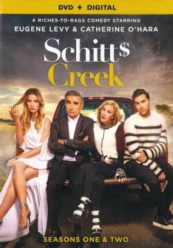 Schitt's Creek: Seasons 1 & 2 (DVD)