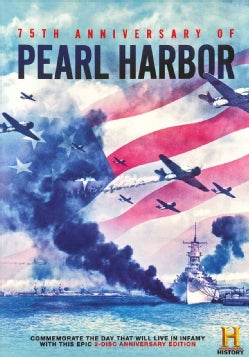 75th Anniversary Of Pearl Harbor (DVD)