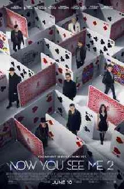 Now You See Me 2 (Blu-ray/DVD)