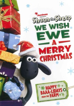 Shaun The Sheep: We Wish Ewe A Merry Christmas (DVD)