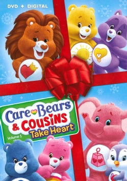 Care Bears & Cousins: Take Heart Vol. 1 (DVD)