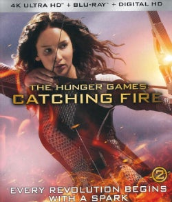The Hunger Games: Catching Fire (4K Ultra HD Blu-ray)