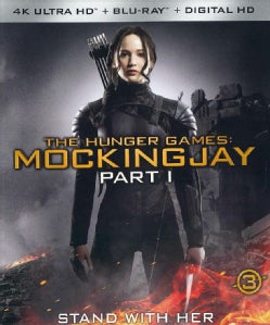 The Hunger Games: Mockingjay Part 1 (4K Ultra HD Blu-ray)
