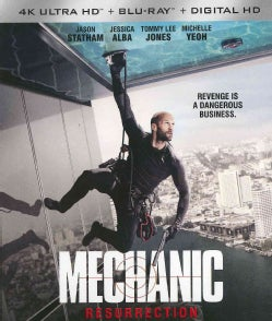Mechanic: Resurrection (4K Ultra HD Blu-ray)