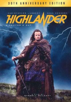 Highlander (30th Anniversary) (DVD)