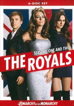The Royals: Seasons 1 & 2 (DVD)