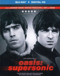 Oasis: Supersonic (Blu-ray Disc)