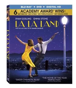 La La Land (Blu-ray/DVD)