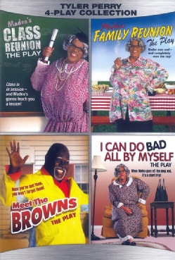 Tyler Perry Quad (Plays): Madea's Class Reunion/Madea's Family Reunion/Meet The Browns/I Can Do Bad All By Myself