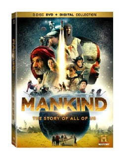 Mankind: The Story of All of Us (DVD)