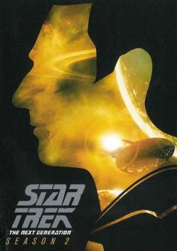Star Trek: The Next Generation Season 2 (DVD)