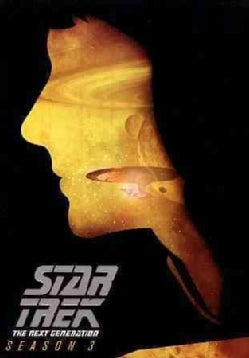 Star Trek: The Next Generation Season 3 (DVD)