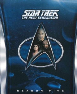 Star Trek: The Next Generation Season 5 (Blu-ray Disc)