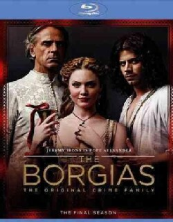 The Borgias: The Final Season (Blu-ray/DVD)
