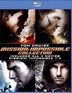Mission: Impossible Collection (Blu-ray Disc)