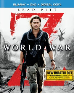 World War Z (Blu-ray/DVD)