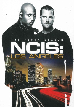 NCIS: Los Angeles: Fifth Season (DVD)