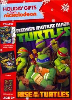 Teenage Mutant Ninja Turtles: Rise Of The Turtles (DVD)
