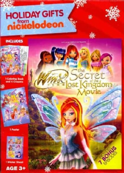 WinX Club: The Secret Of The Lost Kingdom (DVD)