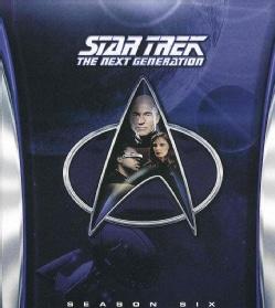 Star Trek: The Next Generation Season 6 (Blu-ray Disc)