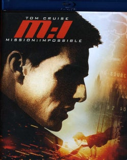 Mission Impossible (Blu-ray Disc)