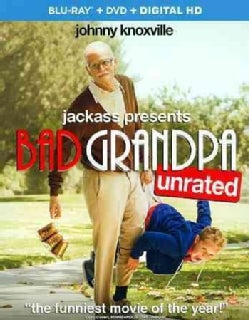 Jackass Presents: Bad Grandpa (Blu-ray Disc)