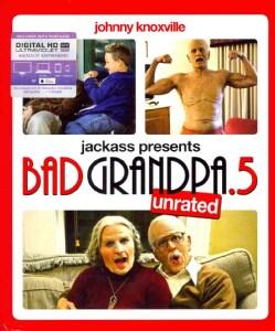 Jackass Presents: Bad Grandpa .5 (Blu-ray Disc)