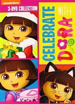 Dora The Explorer: Celebrate With Dora (DVD)