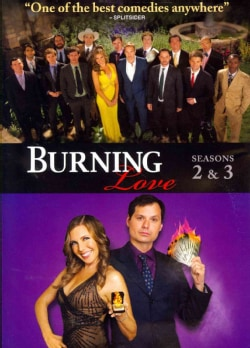 Burning Love: The Complete Second & Third Season (DVD)