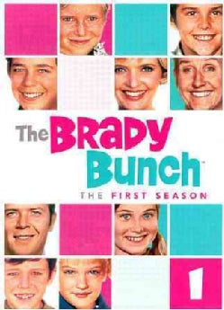 The Brady Bunch: The Complete First Season (DVD)
