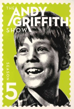 The Andy Griffith Show: The Complete Fifth Season (DVD)