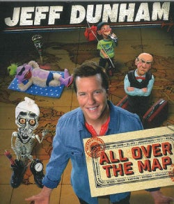 Jeff Dunham: All Over The Map (Blu-ray Disc)