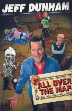 Jeff Dunham: All Over The Map (DVD)