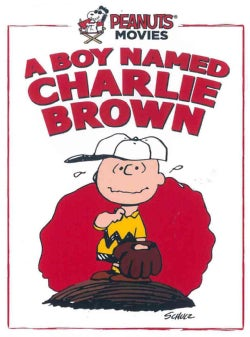 Peanuts: A Boy Named Charlie Brown (DVD)