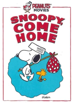 Peanuts: Snoopy, Come Home (DVD)