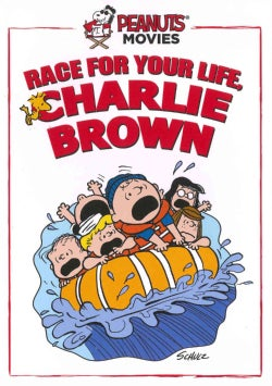 Peanuts: Race For Your Life, Charlie Brown (DVD)