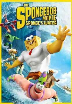 SpongeBob Movie: Sponge Out Of Water (DVD)