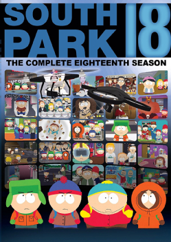 South Park: The Complete Eighteenth Season (DVD)