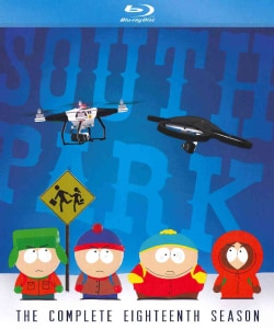 South Park: The Complete Eighteenth Season (Blu-ray Disc)