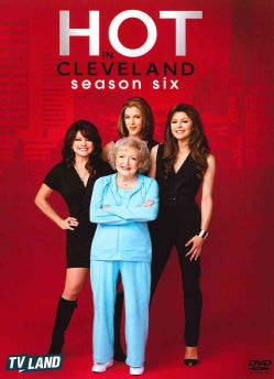 Hot In Cleveland: Season Six (DVD)