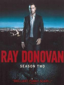 Ray Donovan: The Second Season (Blu-ray Disc)