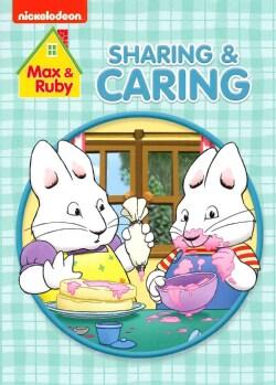 Max & Ruby: Sharing And Caring (DVD)
