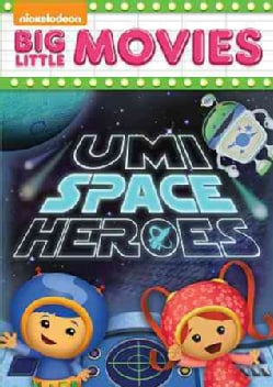 Team Umizoomi: Umi Space Heroes! Big Little Movie (DVD)
