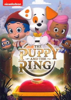 Bubble Guppies: The Puppy And The Ring! (DVD)