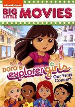 Dora The Explorer: Dora Explorer Girls: Our First Concert (DVD)
