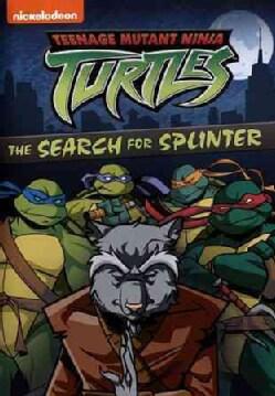 Teenage Mutant Ninja Turtles: The Search For Splinter (DVD)