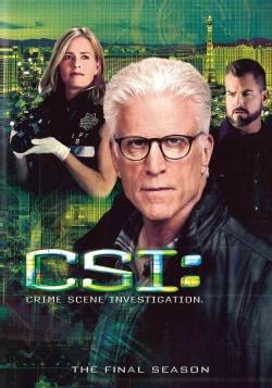CSI: Crime Scene Investigation: The Final Season (DVD)