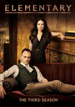 Elementary: The Third Season (DVD)