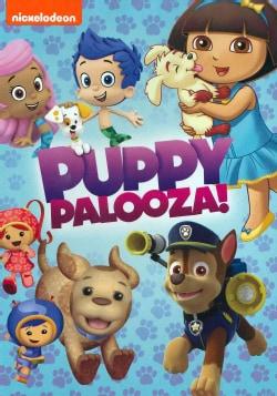 Nickelodeon Favorites: Puppy Palooza! (DVD)