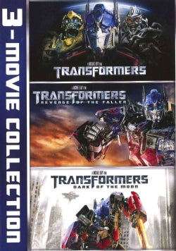 Transformers 3-Movie Collection (DVD)